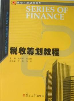 税收筹划教程_PDF下载_免费_电子书下载